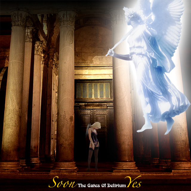イエス:錯乱の扉